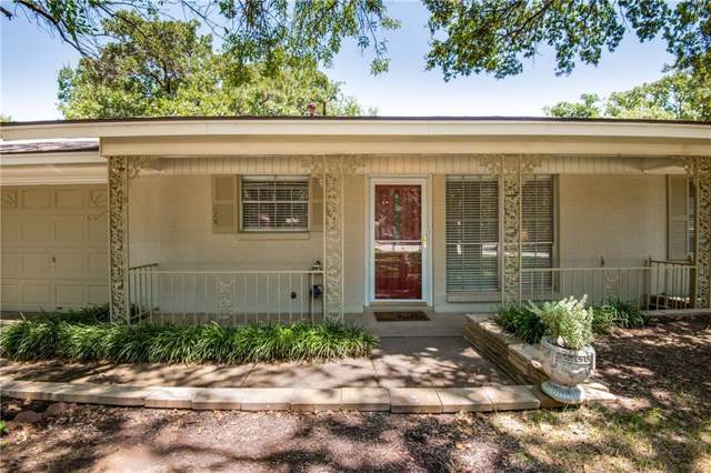 125 Ravenswood Drive, Bedford, TX 76022 (MLS #14162089) :: Hargrove Realty Group