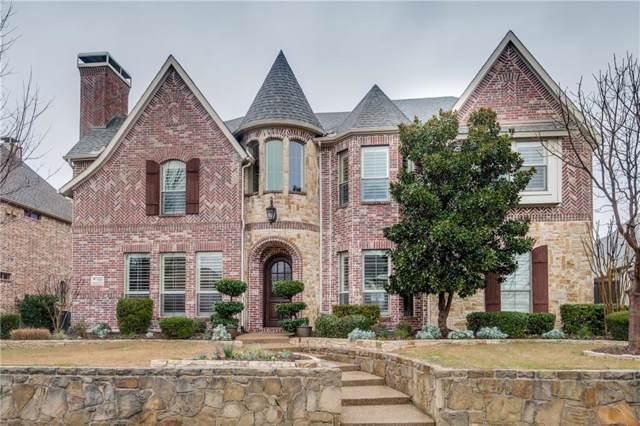 7297 Rawlins Lane, Frisco, TX 75036 (MLS #14162094) :: Vibrant Real Estate