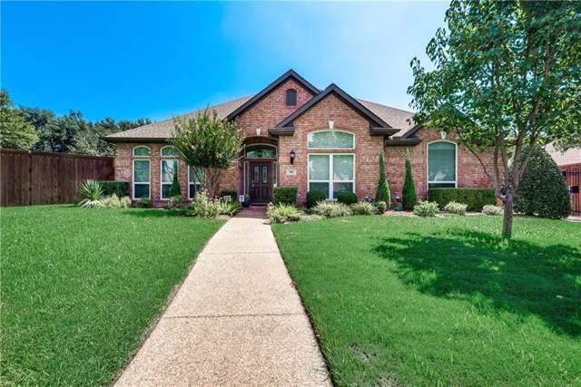268 Black Oak Circle, Coppell, TX 75019 (MLS #14162108) :: Tenesha Lusk Realty Group
