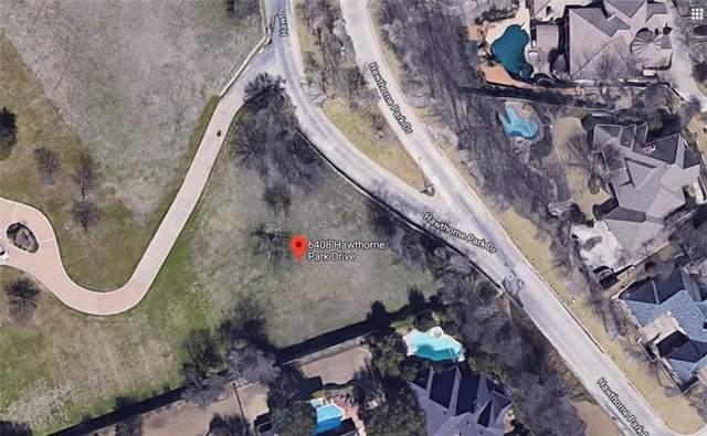 6408 Hawthorne Park Drive, Fort Worth, TX 76132 (MLS #14162124) :: Team Hodnett