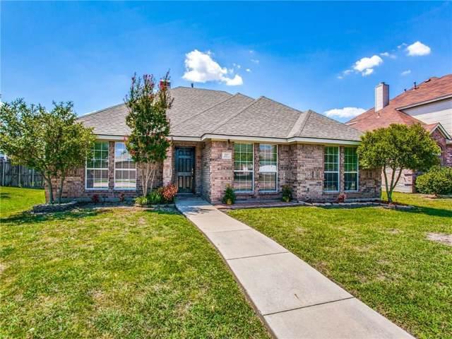 207 Arborview Drive, Wylie, TX 75098 (MLS #14162133) :: Baldree Home Team