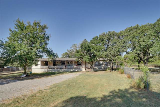 1123 W West Oak Drive, Aledo, TX 76008 (MLS #14162175) :: Potts Realty Group