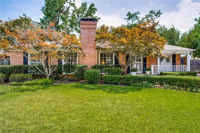 5738 Greenbrier Drive, Dallas, TX 75209 (MLS #14162177) :: Kimberly Davis & Associates