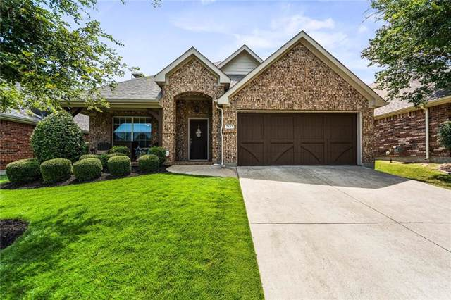 7437 Boulder Creek Drive, Mckinney, TX 75072 (MLS #14162199) :: Hargrove Realty Group