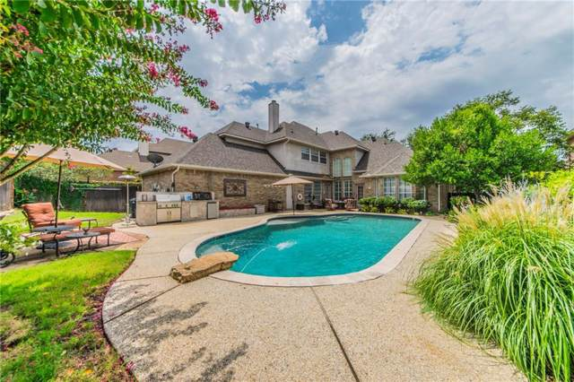 6605 Beddo Court, Colleyville, TX 76034 (MLS #14162207) :: All Cities Realty