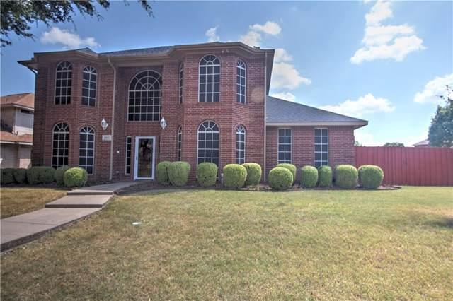 1501 Mockingbird Lane, Desoto, TX 75115 (MLS #14162226) :: Tanika Donnell Realty Group