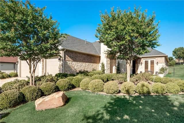 9009 Landmark Lane, Denton, TX 76207 (MLS #14162242) :: NewHomePrograms.com LLC