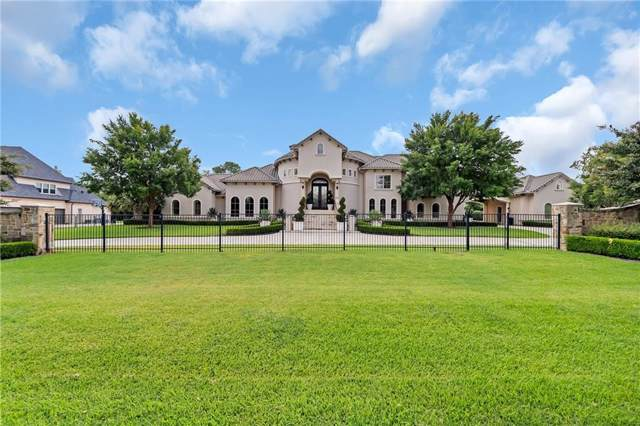 1567 Dove Road, Westlake, TX 76262 (MLS #14162245) :: Lynn Wilson with Keller Williams DFW/Southlake