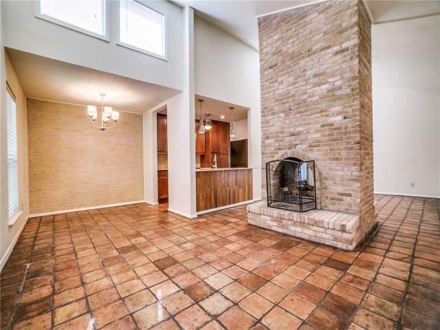 5916 Birchbrook Drive A232, Dallas, TX 75206 (MLS #14162251) :: Ann Carr Real Estate