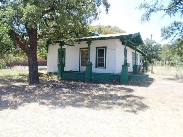 201 S. College, Eastland, TX 76448 (MLS #14162279) :: The Mauelshagen Group