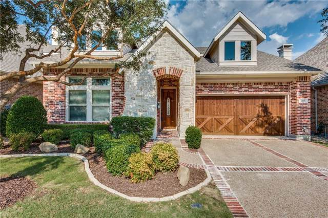 505 Crown Of Gold Drive, Lewisville, TX 75056 (MLS #14162289) :: Kimberly Davis & Associates