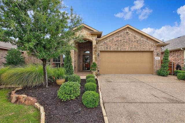 2505 Grey Kingbird Trail, Fort Worth, TX 76244 (MLS #14162307) :: Frankie Arthur Real Estate