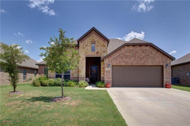 1687 Fraser Drive, Burleson, TX 76028 (MLS #14162311) :: Real Estate By Design