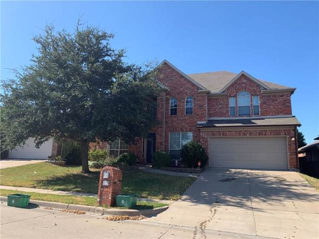 819 Hickory Street, Burleson, TX 76028 (MLS #14162312) :: The Mitchell Group