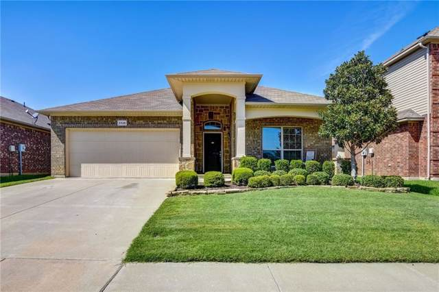 3136 Buckthorn Lane, Denton, TX 76226 (MLS #14162350) :: All Cities Realty