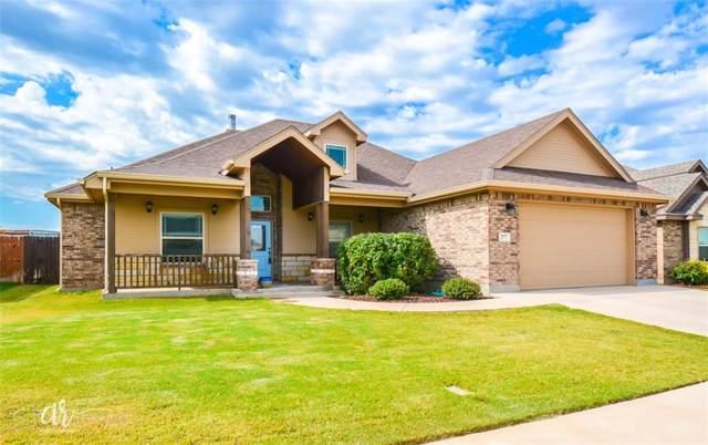 257 Southlake Drive, Abilene, TX 79602 (MLS #14162371) :: NewHomePrograms.com LLC