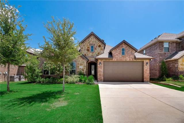 805 Rockcress Drive, Mansfield, TX 76063 (MLS #14162372) :: The Tierny Jordan Network