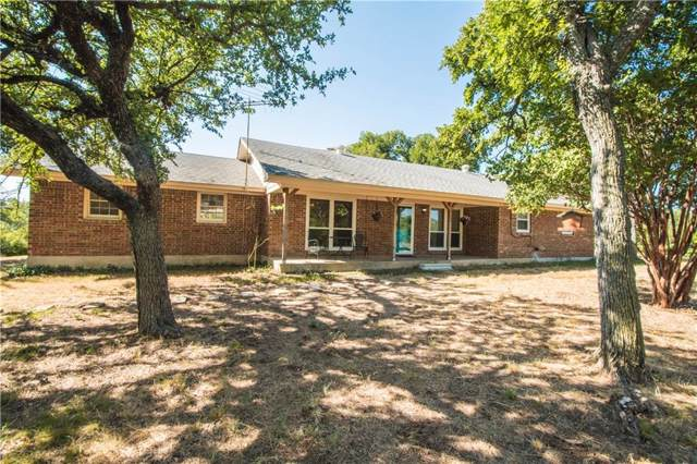1525 Silver Creek Azle Road, Azle, TX 76020 (MLS #14162379) :: Team Tiller