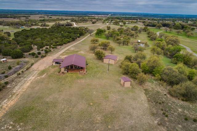 1583 County Road 402, Nemo, TX 76070 (MLS #14162391) :: All Cities Realty