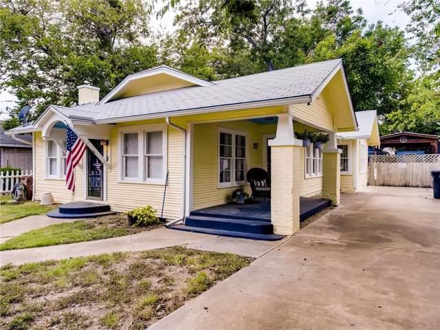 113 Claude Avenue, Cleburne, TX 76031 (MLS #14162438) :: The Rhodes Team