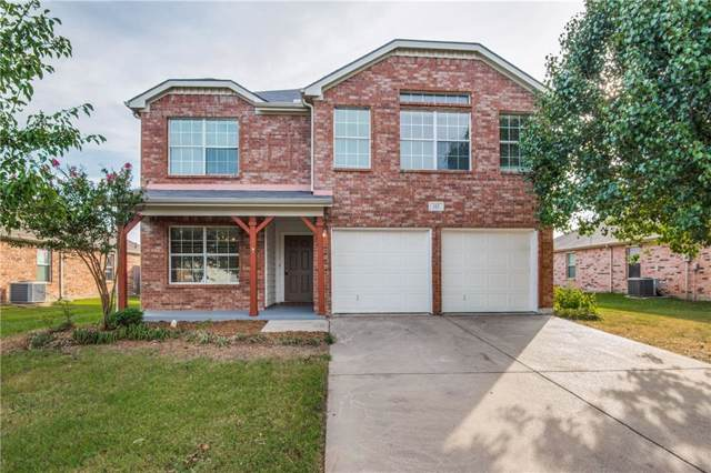 122 Bison Meadow Drive, Waxahachie, TX 75165 (MLS #14162495) :: All Cities Realty