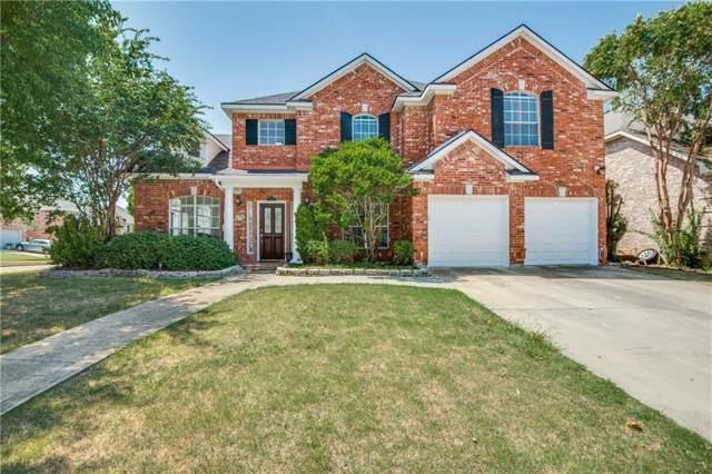 557 Salisbury Drive, Grand Prairie, TX 75052 (MLS #14162515) :: Ann Carr Real Estate