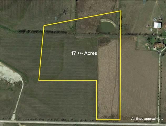 17 ac Doyle Road, Krum, TX 76249 (MLS #14162559) :: Trinity Premier Properties