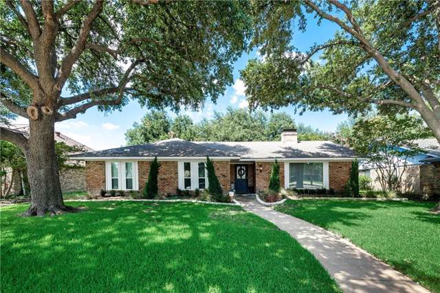 3317 Parkhaven Drive, Plano, TX 75075 (MLS #14162563) :: Hargrove Realty Group