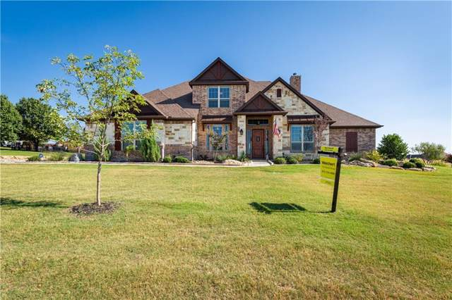 110 Club House Drive, Weatherford, TX 76087 (MLS #14162573) :: Kimberly Davis & Associates