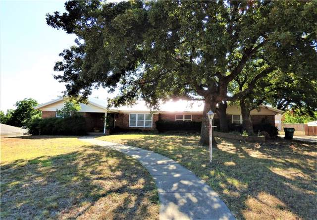 511 S Dixie Street, Eastland, TX 76448 (MLS #14162581) :: RE/MAX Town & Country