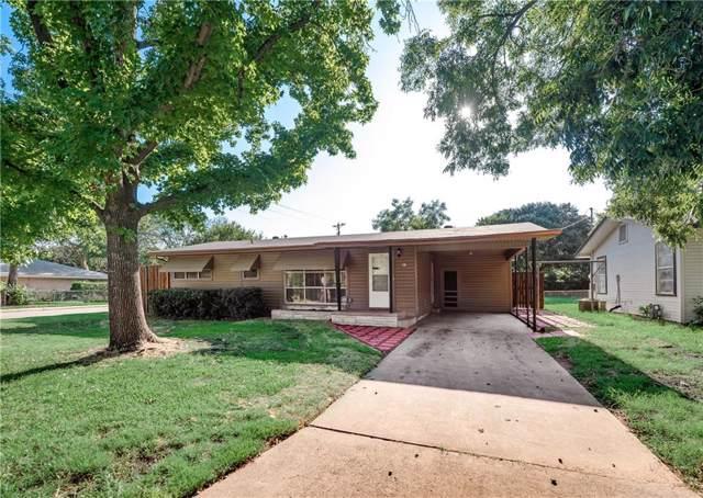 801 Mulkey Lane, Denton, TX 76209 (MLS #14162593) :: North Texas Team   RE/MAX Lifestyle Property