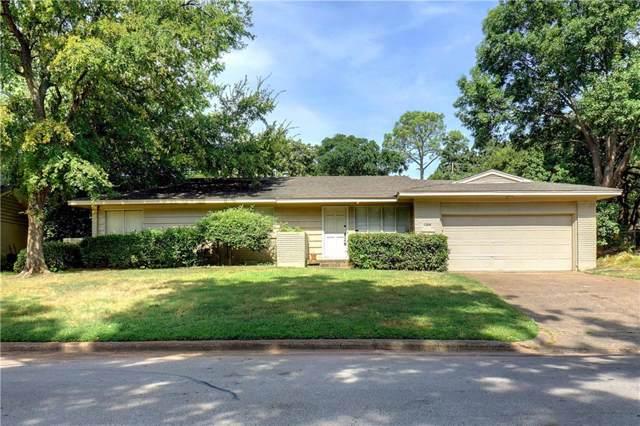 1204 Sherwood Drive, Arlington, TX 76013 (MLS #14162601) :: Tenesha Lusk Realty Group