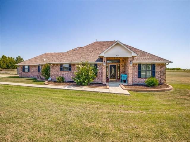 405 Leaning Tree Street, Krum, TX 76249 (MLS #14162616) :: Trinity Premier Properties