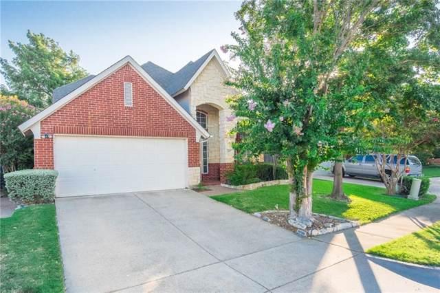 207 Edgestone Drive, Irving, TX 75063 (MLS #14162628) :: Tenesha Lusk Realty Group