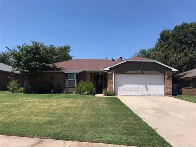 5413 Briar Lane, Flower Mound, TX 75028 (MLS #14162640) :: Team Hodnett