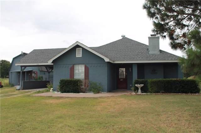 170 Private Road 3425, Bridgeport, TX 76426 (MLS #14162668) :: The Heyl Group at Keller Williams