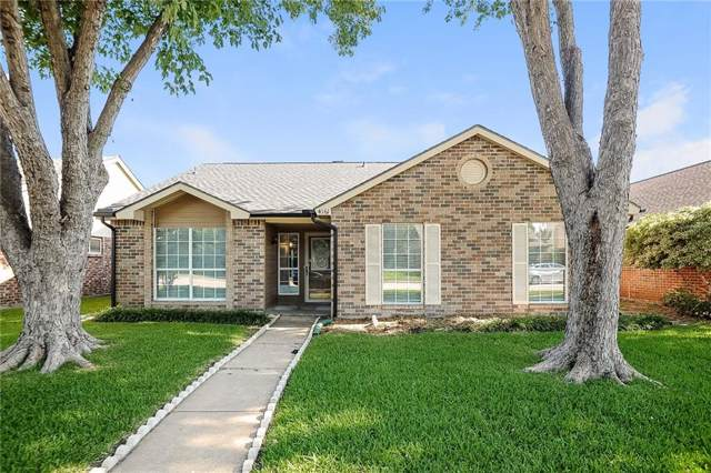 4161 Malone Avenue, The Colony, TX 75056 (MLS #14162670) :: The Heyl Group at Keller Williams
