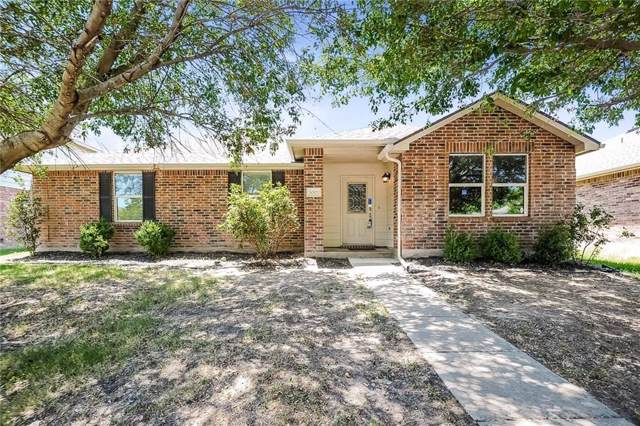 3007 Misty Way Drive, Wylie, TX 75098 (MLS #14162675) :: NewHomePrograms.com LLC