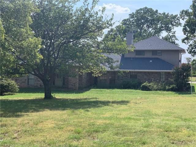 6791 Canyon Road, Sanger, TX 76266 (MLS #14162692) :: Trinity Premier Properties