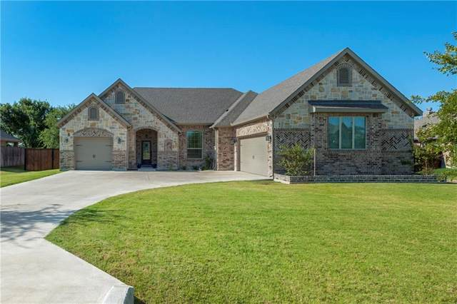804 Blue Quail Drive, Hudson Oaks, TX 76087 (MLS #14162698) :: Baldree Home Team