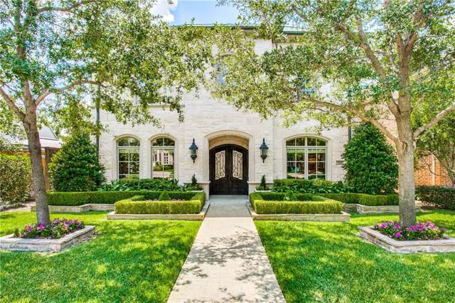 3245 Amherst Avenue, University Park, TX 75225 (MLS #14162705) :: Robbins Real Estate Group
