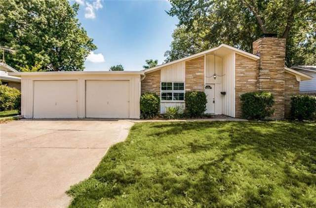 5467 Waits Avenue, Fort Worth, TX 76133 (MLS #14162710) :: The Mitchell Group