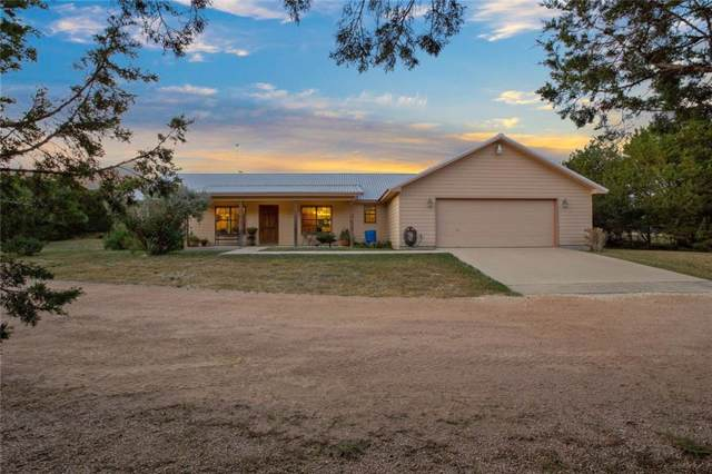 580 Panther Creek Road, Kempner, TX 76539 (MLS #14162717) :: The Kimberly Davis Group