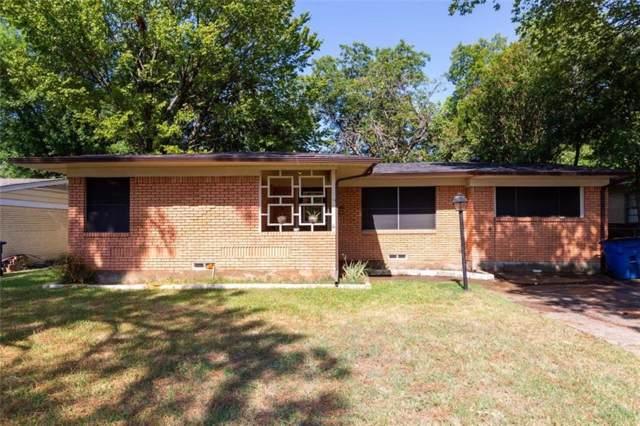11121 Visalia Drive, Dallas, TX 75228 (MLS #14162735) :: Ann Carr Real Estate
