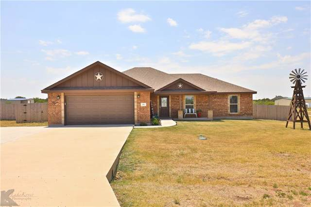 151 Countryside Drive, Tuscola, TX 79562 (MLS #14162741) :: Team Hodnett