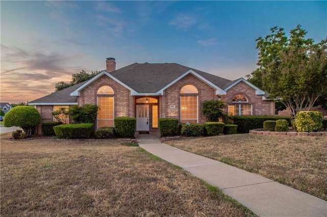 601 Teresa Drive, Desoto, TX 75115 (MLS #14162751) :: Tanika Donnell Realty Group