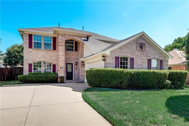 334 Stately Oak Lane, Lake Dallas, TX 75065 (MLS #14162754) :: All Cities Realty