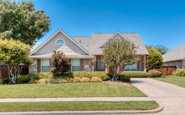 5101 Lake Creek Court, Frisco, TX 75035 (MLS #14162756) :: RE/MAX Town & Country