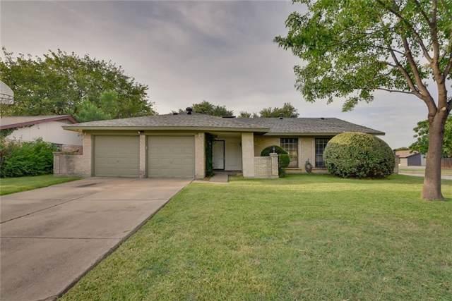 425 Grants Parkway, Arlington, TX 76014 (MLS #14162760) :: The Paula Jones Team | RE/MAX of Abilene