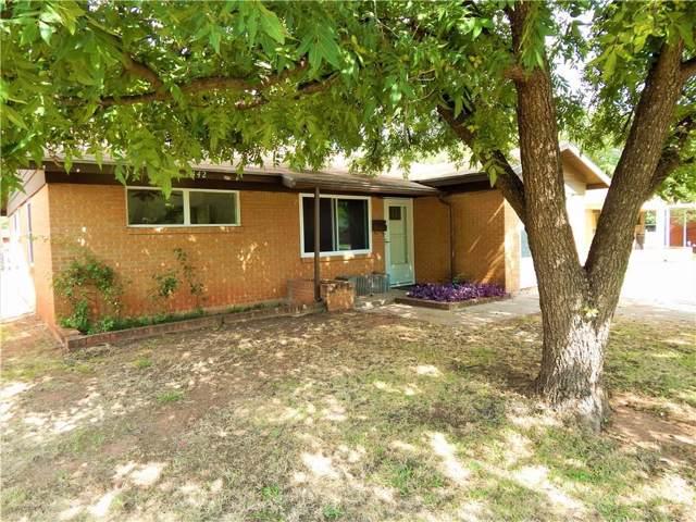 1442 Briarwood Street, Abilene, TX 79603 (MLS #14162770) :: Century 21 Judge Fite Company
